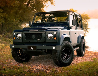 Zen Land Rover Defender 90 by Arkonik