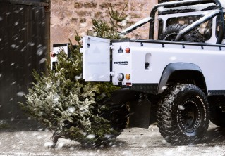 'Tis the season to start building your dream Defender!