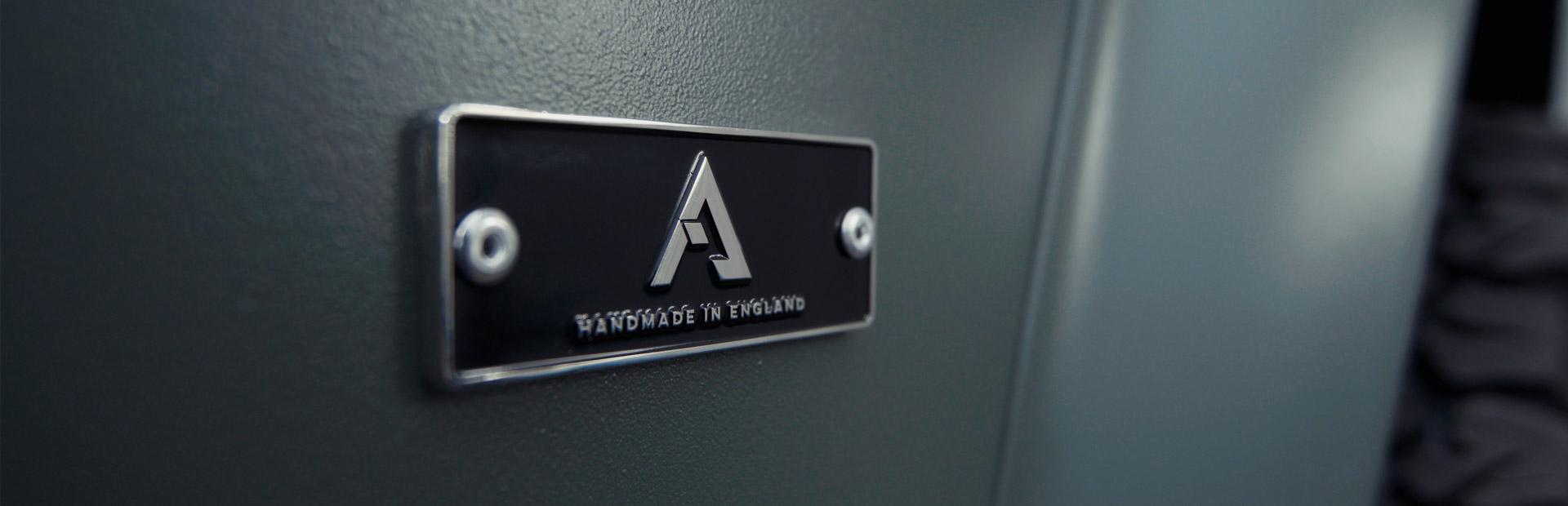 Arkonik Fortitude - Custom built Land Rover Defender 110