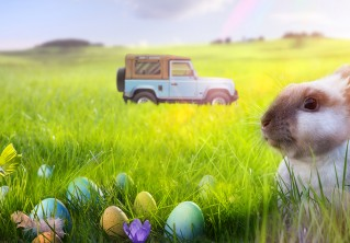 WIN with our Easter Egg Hunt!