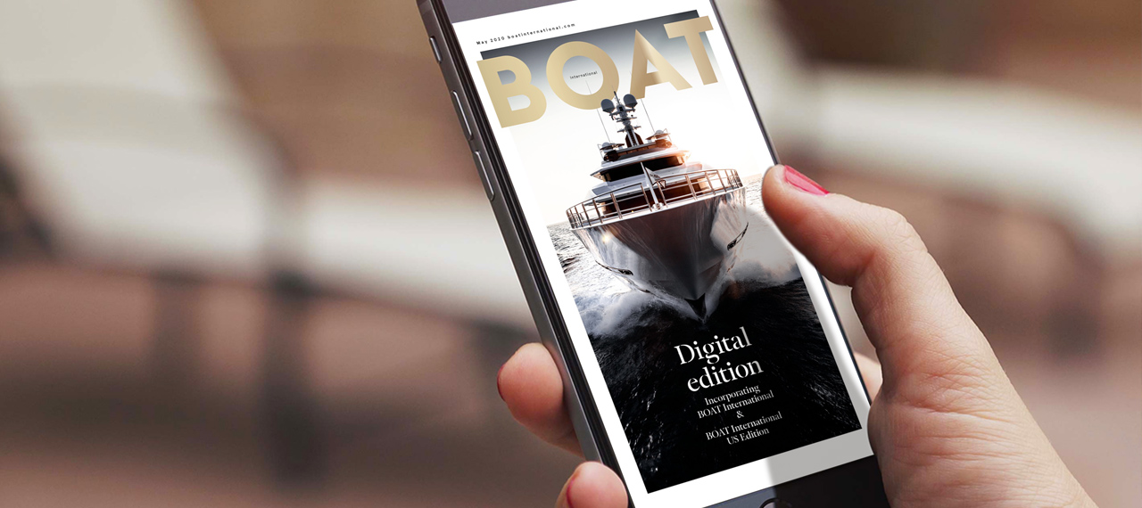 UJO Features in Boat International Magazine