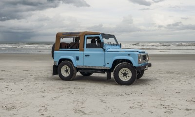 REEF: Defender 90 in Florida, USA