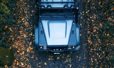2019 Arkonik Land Rover Defender showreel