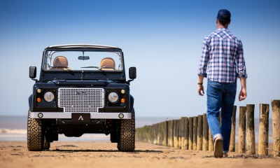 SO-CAL: Land Rover Defender 90 restored by Arkonik