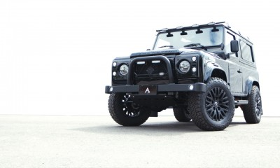 HORIZON: Defender 90 V8 restored by Arkonik