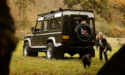 INDY: Defender 110 restored by Arkonik