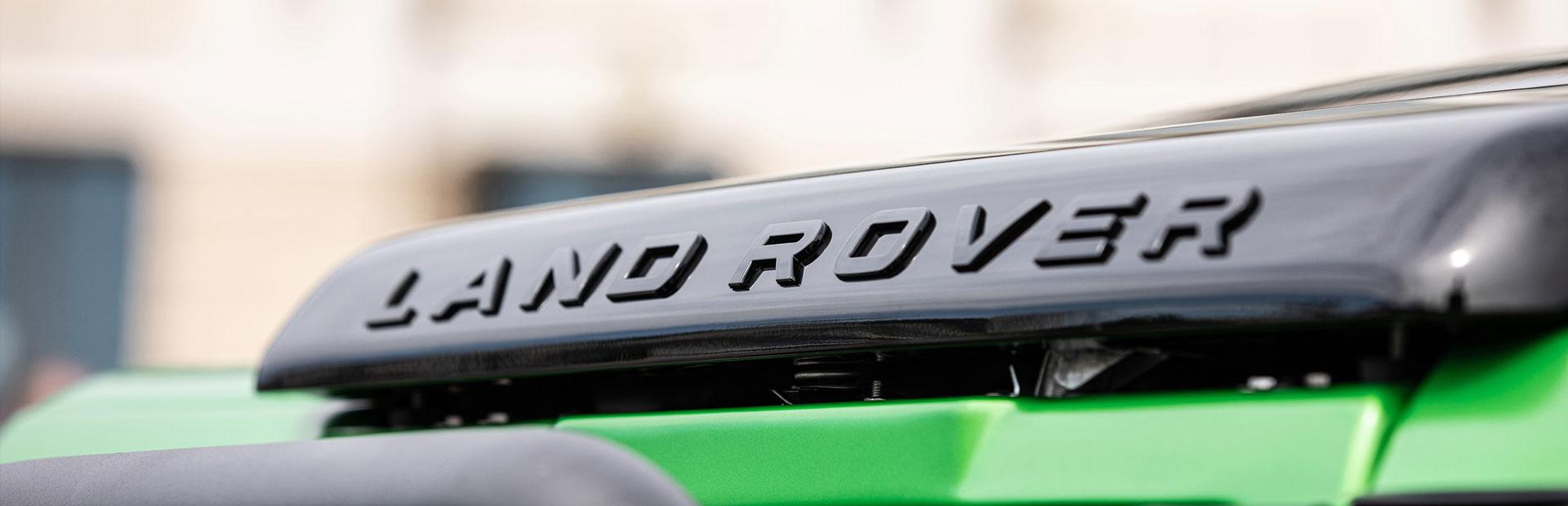 Arkonik Volt – Custom Land Rover Defender 110