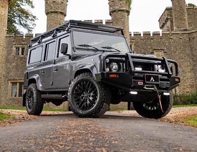 Arkonik Barbican – Custom Land Rover Defender 110