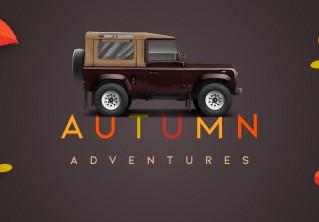 Autumn Adventures start at $90k