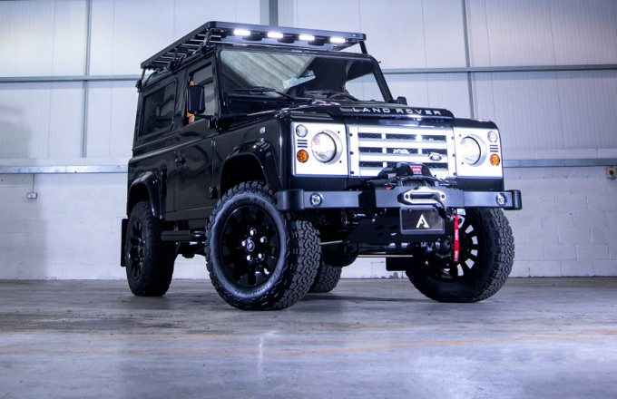 Stock Alert: 1993 Defender 90 SW available now