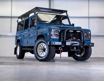 Skye Land Rover Defender 110 by Arkonik