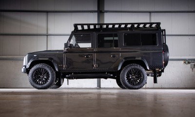 ECLIPSE: Land Rover Defender 110 restored by Arkonik