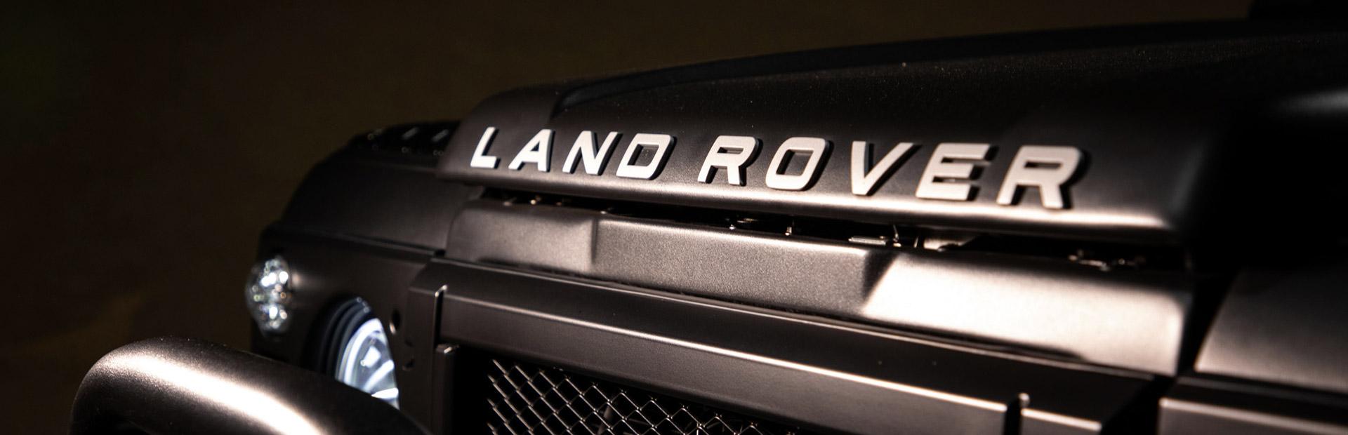 Arkonik Bison - Custom built Land Rover Defender 110