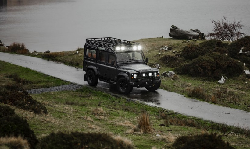 Moving Mountains with CATALYST D110 in Snowdonia