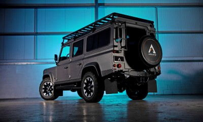 STOCK ALERT: 1988 Land Rover Defender 110 restored by Arkonik