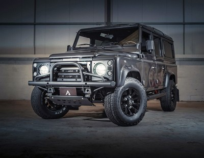 Arkonik stock custom Defender 110