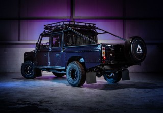 Meet MIDNIGHT: Our first ever Defender 130