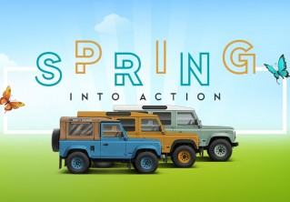 Spring into Action and SAVE $20k