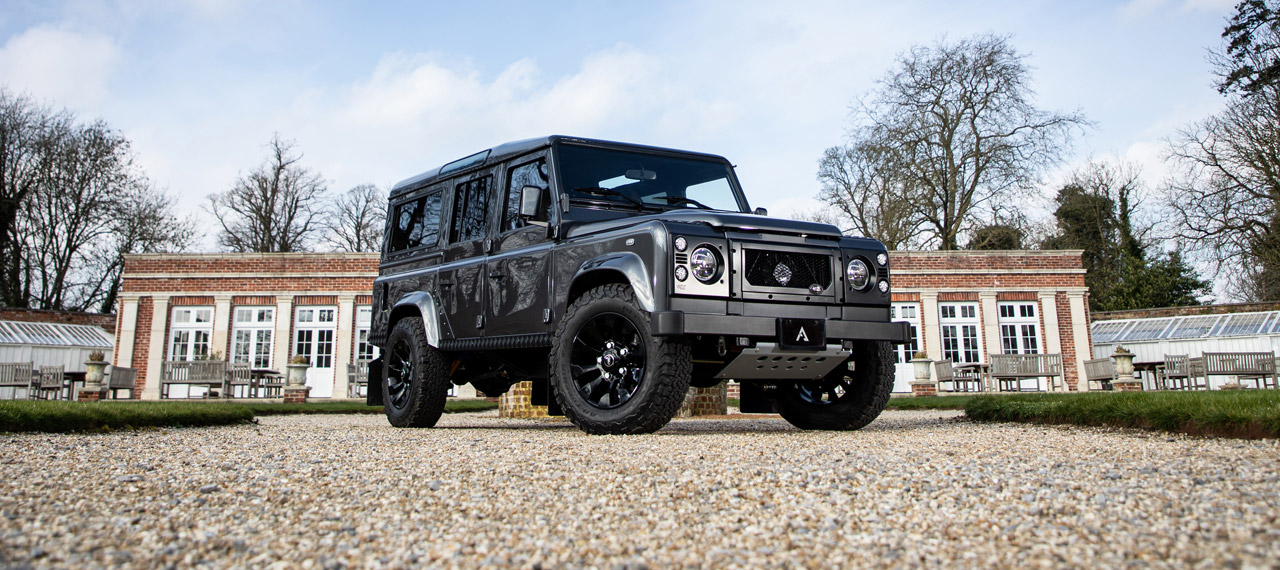 Introducing GENESIS, our Latest 'New' Defender