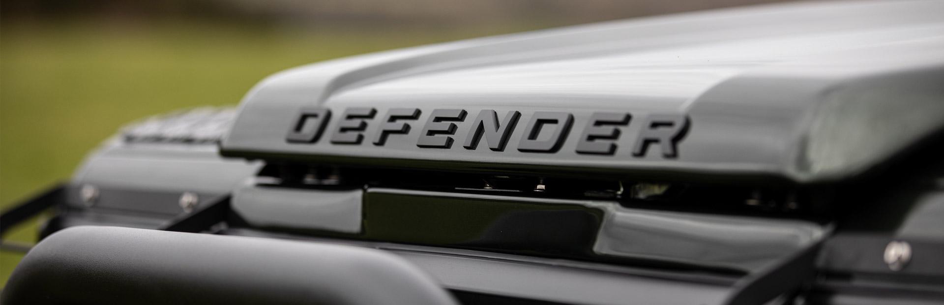 Arkonik The Celt - Custom built Land Rover Defender 110