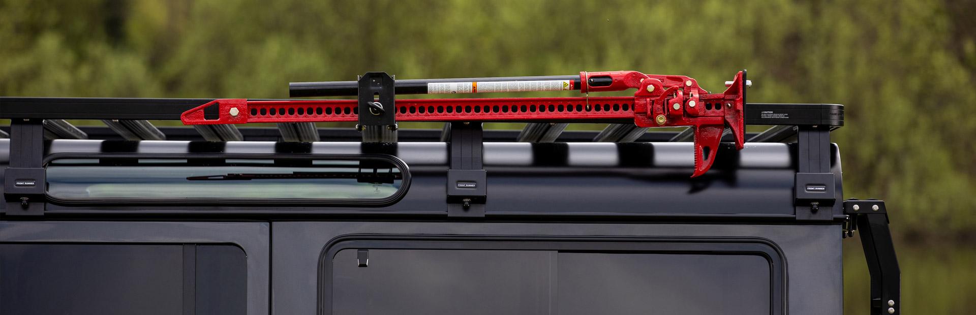 Arkonik Overland - Custom built Land Rover Defender 110