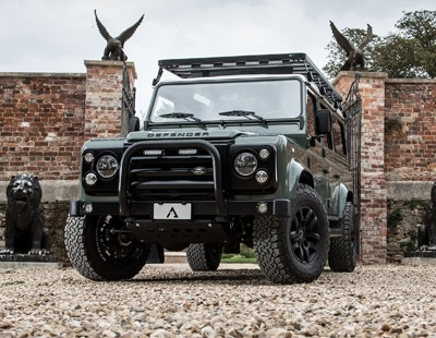 Arkonik Wessex custom Defender 110
