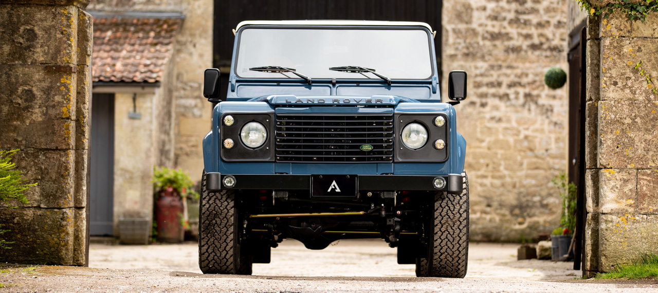 BLUEBELL D90: Authentic to the Core