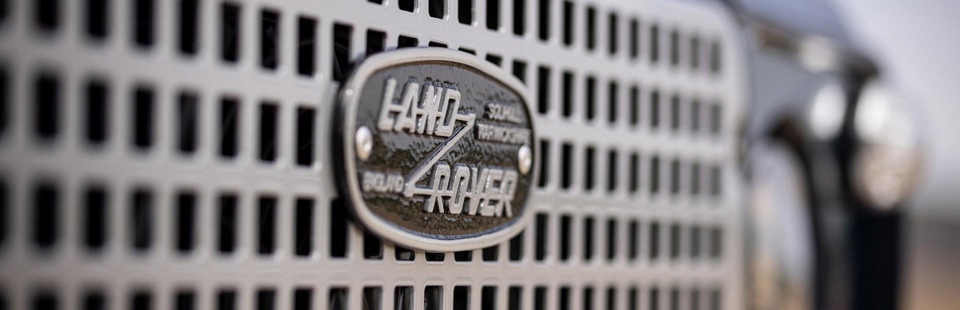 Arkonik Aloha - Custom built Land Rover Defender 90