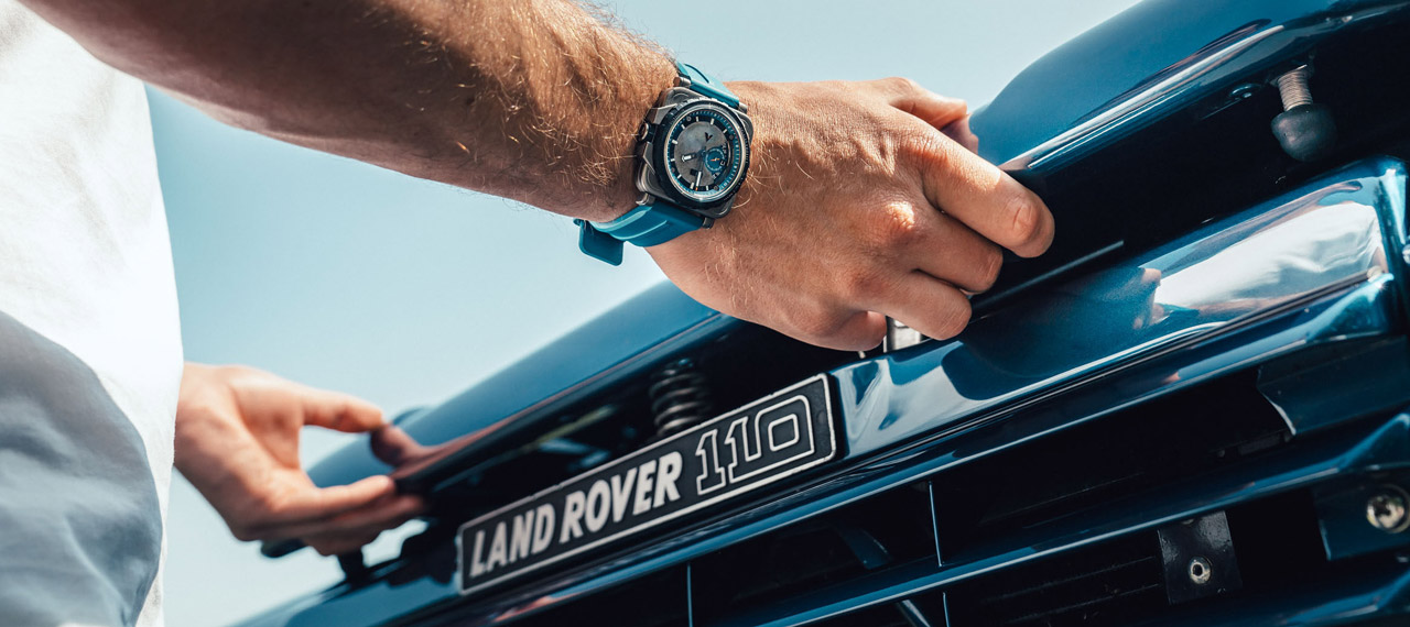 The story behind the new RNR Arkonik watch
