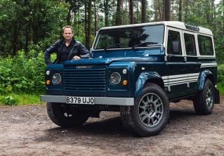 Top Gear's Ex-Stig Ben Collins drives & reviews UJO