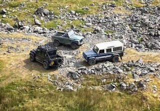 UJO & Electric Defenders go on a Dirty Weekend