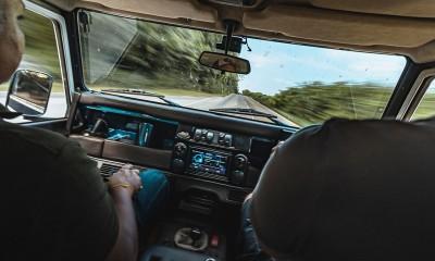 Arkonik Land Rover Defender Open Day