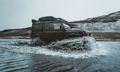 Join Gerri & Chris on their Icelandic Adventure