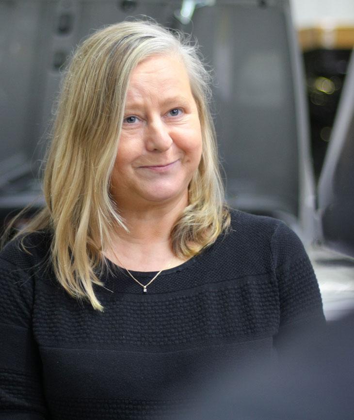 Sharon Benkins
