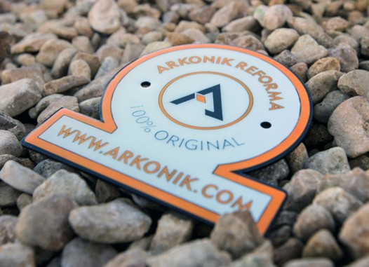 Arkonik Reforma badge