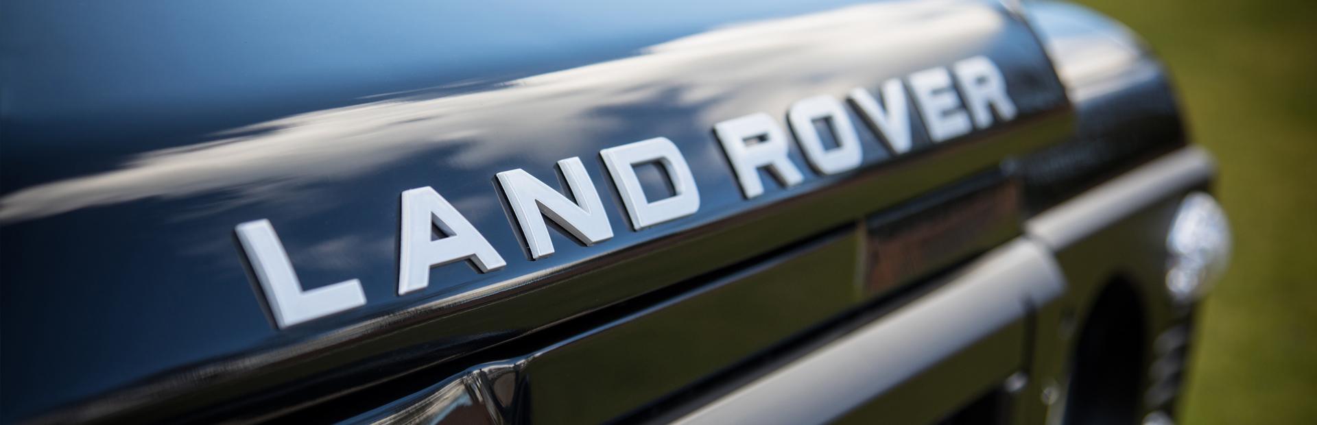 Arkonik Duke - Custom built Land Rover Defender 110
