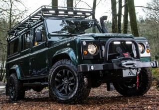 200 Defenders Restored and Exported Stateside