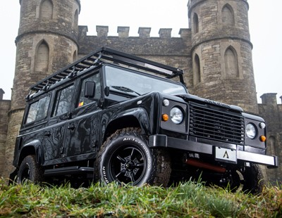 Arkonik Monarch custom Defender 110
