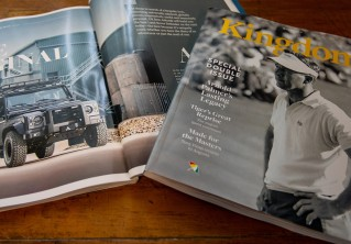 Arkonik Features in Kingdom Magazine