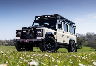 SAFARI D110: <br> Ready to explore both urban jungle and untamed wilderness