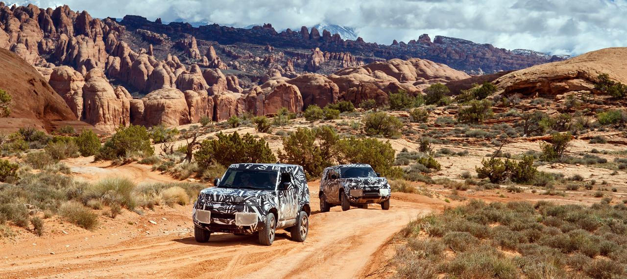 Happy World Land Rover Day 2019