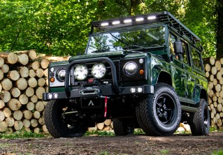 FORAGER D110:<br>Ready to Seek the Best Off-Road Trails
