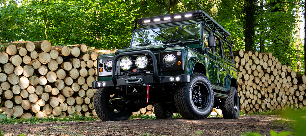 FORAGER D110:Ready to Seek the Best Off-Road Trails