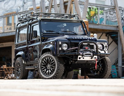 Defender 90 and 110 for sale  Customized Land Rover