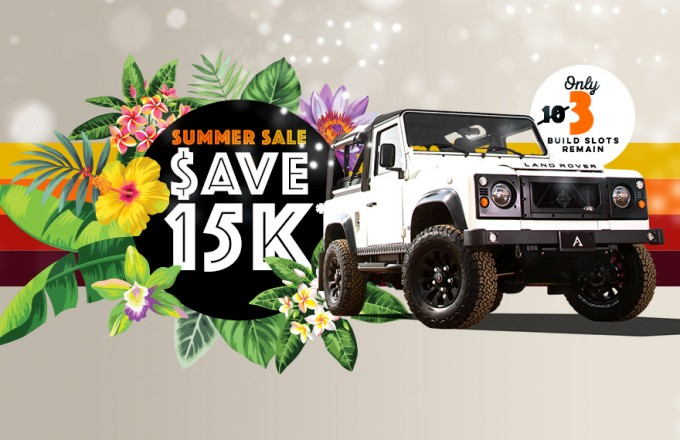 Our BIG Summer Sale is now on!