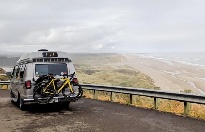 Andy's West Coast Adventure