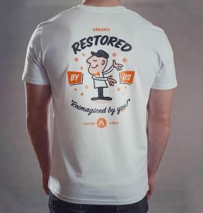 'Restored' <span>T-shirt</span>