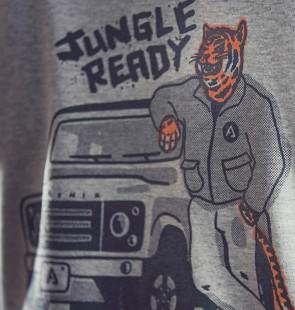 'Jungle Ready' <span>T-shirt</span>