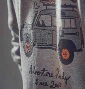 'Adventure Ready' Hoodie