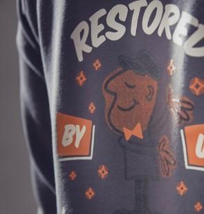 'Restored' Hoodie